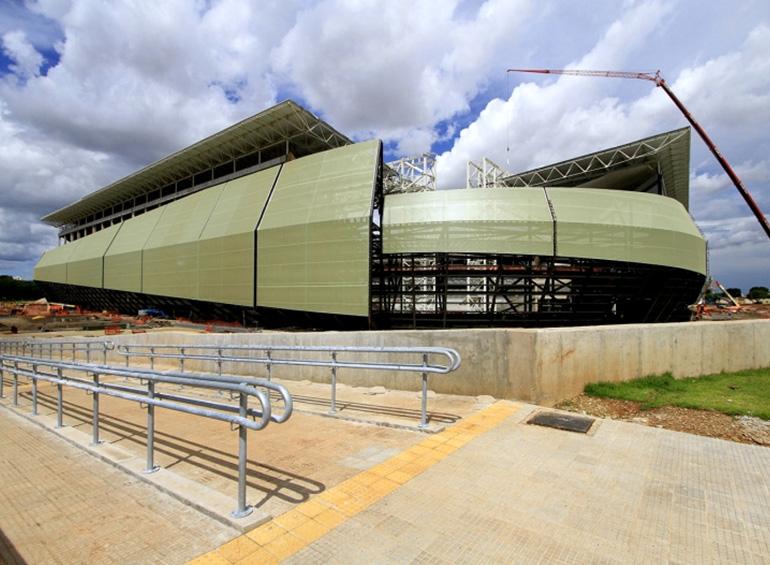 Crescimento da indústria brasileira de estruturas metálicas