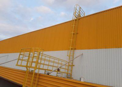 Escada Marinheiro - CDRS - MG
